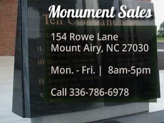Granite Countertops Headstones Mt Airy North Carolina