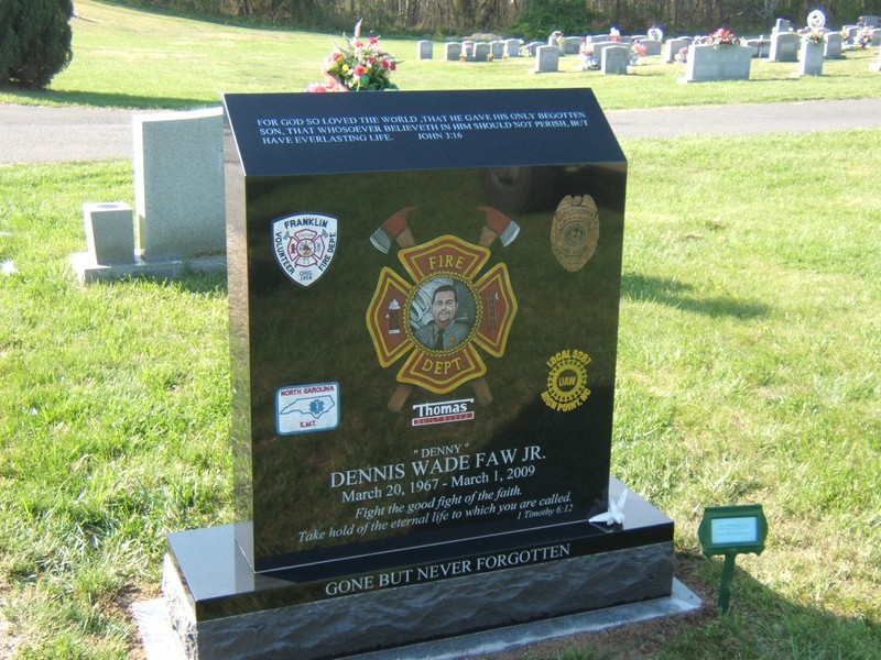 Fire Department / Firefighter Monument