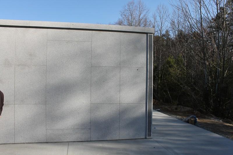 Modern Mausoleum