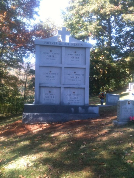 Mausoleum with Cross